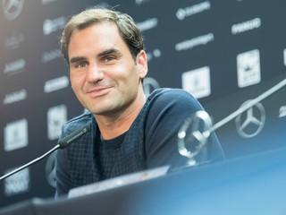 Federer vôbec netrénuje. Nevidím na to dôvod, vraví