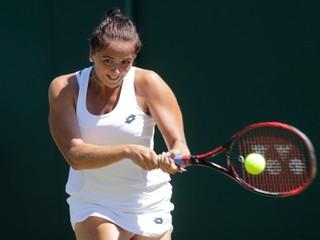 Kužmová vo Wimbledone končí už v úvodnom kole, prehrala vo dvoch tajbrejkoch