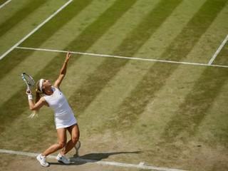 Cibulkovej sa vo Wimbledone darí, postúpila už do osemfinále