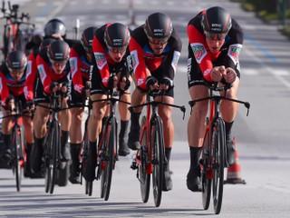 Na MS v cyklistike 2019 bude po novom zmiešaná časovkárska mixštafeta