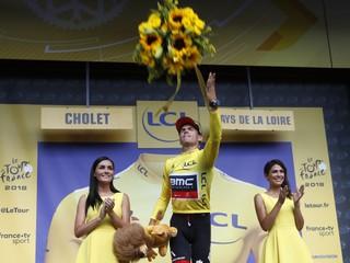 Sagan posunul žltý dres rivalovi. Hlavné bude priviesť do Paríža zelený dres, vraví