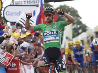 Prvý týždeň na Tour de France: Sagan má už len jediný cieľ