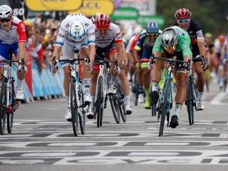 Šprintérov vyhnal z Tour experiment. Saganovi pomohla taktika Bory