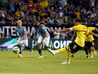 Dortmund na Medzinárodnom pohári majstrov zdolal Manchester City