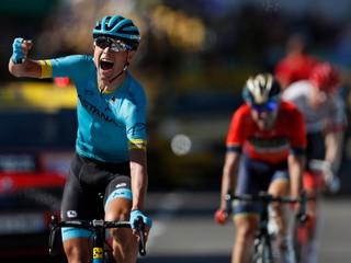 Sagan zvýšil náskok v súboji o zelený dres, etapu vyhral Cort Nielsen