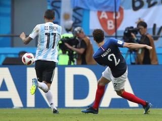 Famóznym gólom vyrovnal proti Argentíne. Mladík dal najkrajší gól MS