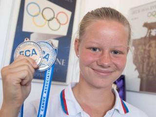 Jedinák vybojoval na juniorských MS striebro, Valová a Zalka získali bronz
