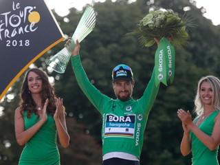 Sagan získal šiesty zelený dres a dorovnal Zabelov rekord. Tour vyhral Geraint Thomas