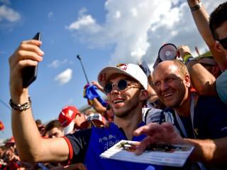 V Red Bulle našli náhradu za Ricciarda, s Verstappenom bude jazdiť Gasly