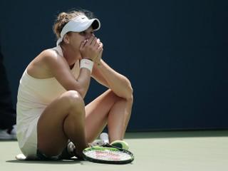 Vondroušová je prvýkrát v osemfinále grandslamu, Kvitová skončila