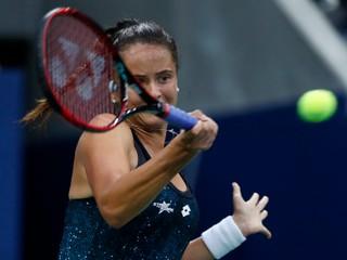 Kužmová neuspela vo finále v Dubaji, poskočí však do prvej päťdesiatky