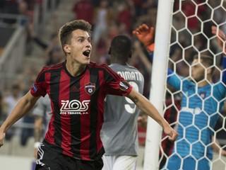 Trnava prekvapila, pri debute v Európskej lige zdolala Anderlecht Brusel