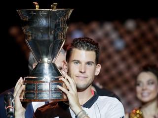 Kližan premiérovo neuspel vo finále turnaja ATP, titul v Petrohrade získal Thiem