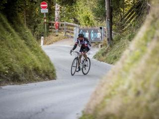 Bude tlačiť bicykel aj Sagan? Vyskúšali sme si stúpanie na Hottinger Höll