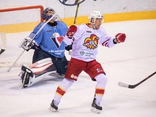 Slovan trikrát vyhrával, doma proti Jokeritu napokon nebodoval