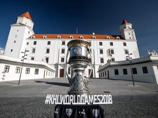 Gagarinov pohár nezíska nik. Nebolo by to športové rozhodnutie, vysvetľuje KHL