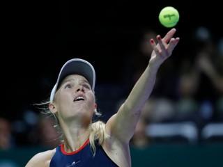 Minuloročná víťazka skončila v treťom kole, Kvitová postúpila do osemfinále