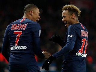 Paríž Saint-Germain získal ôsmy ligový titul, Neymar hral prvý raz po uzdravení