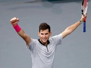Federer nezískal ďalší titul. Vo finále ho porazil Rakúšan Thiem