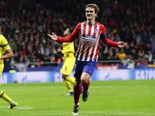 Barcelona rokuje s Atléticom o prestupe Griezmanna, chce aktivovať výkupnú kluzulu