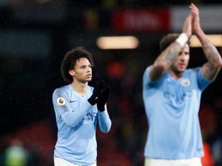 Finále Ligového pohára museli rozhodnúť penalty, z triumfu sa tešili hráči City