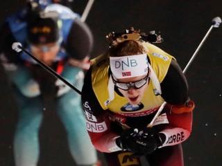 Nór J.T. Bö vyhral šprint mužov v Ruhpoldingu, zvýšil svoj náskok na čele