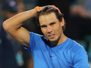 Návrat musel odložiť. Nadal sa odhlásil z turnaja v Brisbane