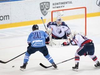 Najviac bodov v Slovane nazbieral Taffe, celej KHL dominoval Rus Gusev
