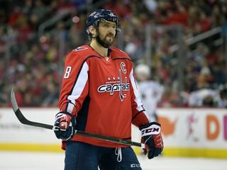 V NHL nechcem hrať v inom tíme ako vo Washingtone, vraví Ovečkin