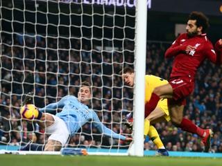 Liverpool utrpel prvú prehru v sezóne, v šlágri podľahol City