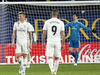 Remizoval s tímom, ktorý je na hranici zostupu. Real Madrid stratil ďalšie body