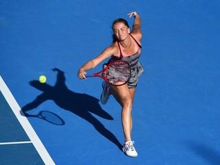 Kužmová si zlepšila kariérne maximum a je slovenskou tenisovou dvojkou