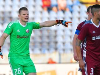 Martin Kuciak si má hľadať klub, v Podbrezovej by ho mal nahradiť Vantruba