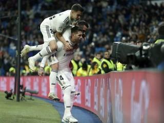 Sergio Ramos nasmeroval Real k víťazstvu stým gólom v kariére