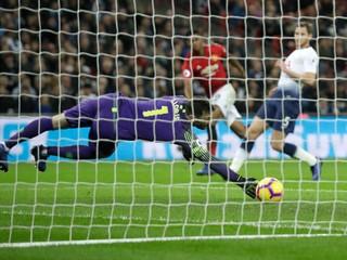 Manchester United uspel aj v šlágri kola, proti Tottenhamu rozhodol Rashford