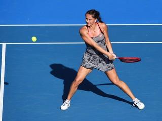 Kužmová postúpila do druhého kola Australian Open, bude v ňom čeliť Svitolinovej