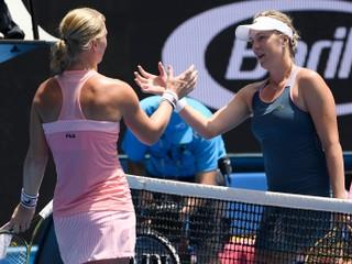 Nasadená deviatka na Australian Open skončila, nezvládla trojsetový súboj