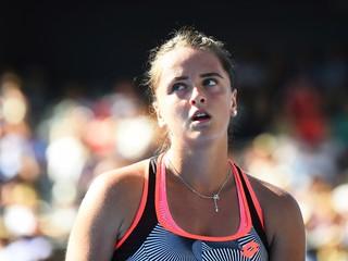 Na Australian Open skončila aj posledná Slovenka, Kužmová nestačila na Svitolinovú