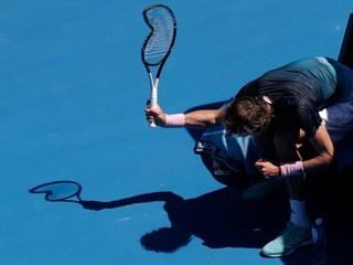 Ďalšie prekvapenie na Australian Open, titul nezíska ani Alexander Zverev