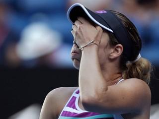Neúspešná semifinalistka Australian Open kritizuje organizátorov