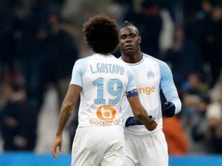 Mance bol pri prehre Nantes, Balotellimu sa v Marseille darí