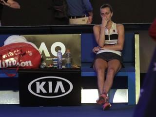 Šokovaná Osaková, levica Kvitová. Médiá reagujú na ženské finále Australian Open