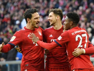Bayern získal siedmy nemecký titul v rade, Dortmundu nestačila ani výhra