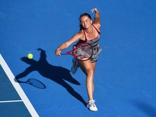 Kužmová dosiahla veľký úspech, so Sasnovičovou sa prebojovala do štvrťfinále US Open