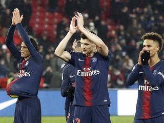 Paríž Saint-Germain sa s treťoligistom trápil, napokon do štvrťfinále pohára postúpil