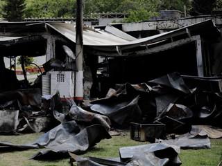 Tragédia v Brazílii, pri požiari v akadémii známeho klubu zomrelo najmenej desať ľudí