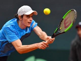 Slovenský tenista mal patriť medzi svetovú elitu, nezvládol najťažší krok