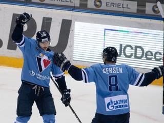 Slovan otočil posledný zápas na domácom ľade a porazil Dinamo Minsk