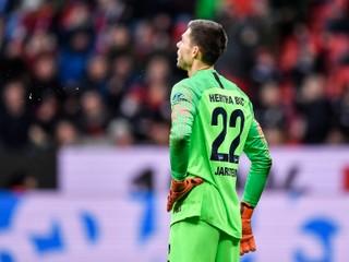 Keď odchádzal Duda, Hertha ešte viedla. Berlínčania prišli o triumf v úplnom závere