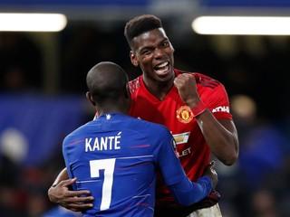 Manchester United v šlágri zdolal Chelsea a postúpil do štvrťfinále FA Cupu